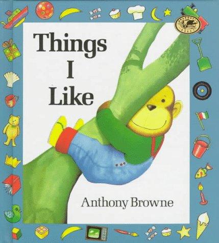 9780394941929: Things I Like