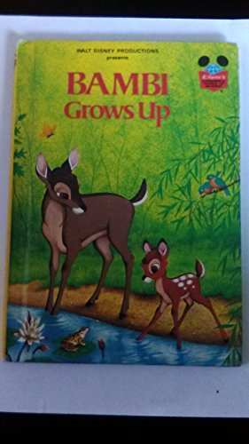 9780394942353: Bambi Grows Up