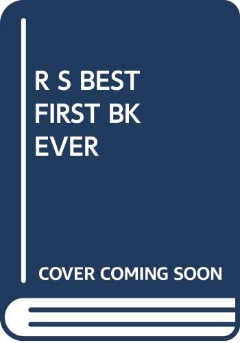 9780394942506: R S Best First Bk Ever