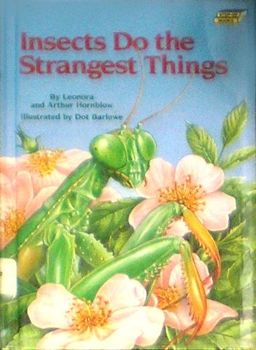 9780394943060: INSECTS DO STRANGE THINGS (Step-Up Nature Books)