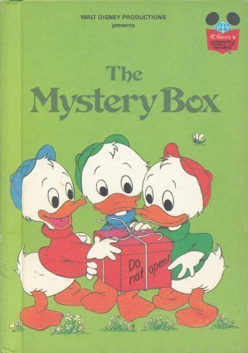 9780394943589: Walt Disney Productions Presents the Mystery Box (Disney's Wonderful World of Reading)