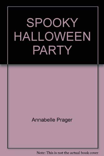 9780394943701: SPOOKY HALLOWEEN PARTY
