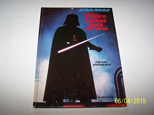 9780394944142: Star Wars: The Empire Strikes Back Storybook