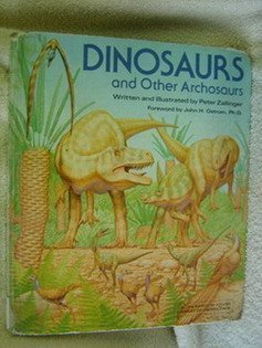 9780394944210: Dinosaurs and Other Archosaurs (Random House Lib Knowledge(TM))