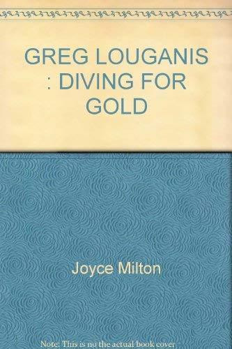 9780394945866: GREG LOUGANIS: DIVING FOR GOLD