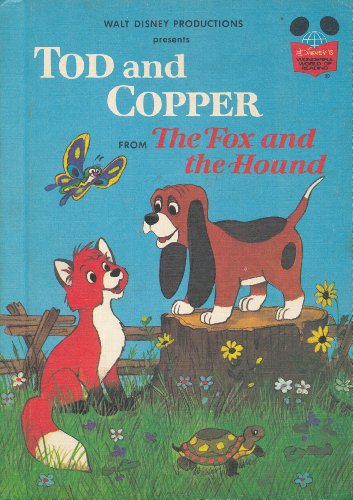 9780394948195: TOD AND COPPER (Disney's Wonderful World of Reading)