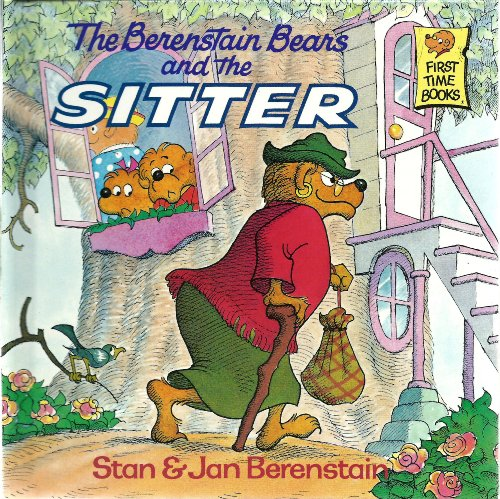 9780394948379: Brnst Brs & the Sitter