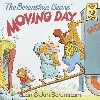 9780394948386: The Berenstain Bears' Moving Day (First Time Books)