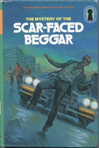 9780394949031: Alfred Hitchcock and the Three Investigators in The Mystery of the Scar-Faced Beggar