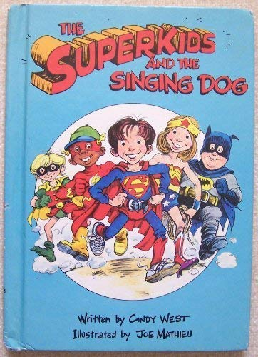 9780394949246: Superkids & Singing Dog
