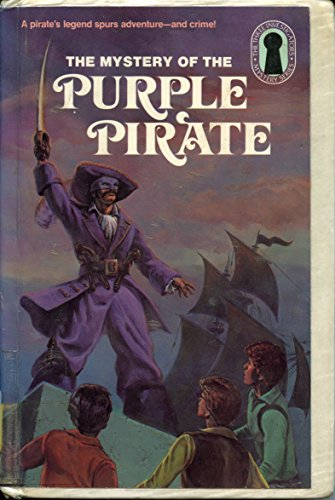 9780394949512: MYST OF PURPLE PIRATE (3 Investigators Ser #33)