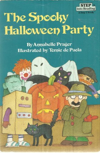 9780394949611: The Spooky Halloween Party (Step into Reading : a Step 2)