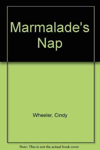 Marmalade's Nap: Wheeler, Cindy