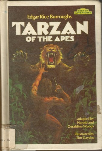 9780394950891: Tarzan of Apes: Step-Up