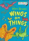 9780394951300: Wings on Things (Bright & Early Books(R))