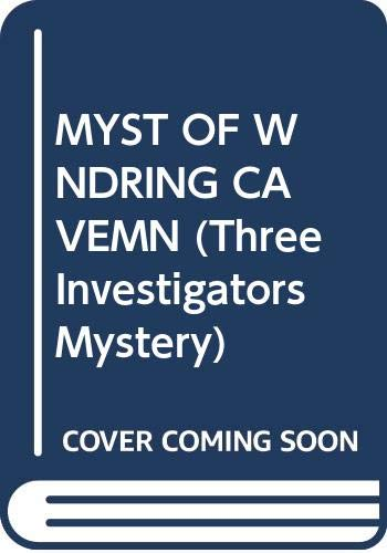 9780394952789: The Mystery of the Wandering Caveman (Three Investigators, No. 34)