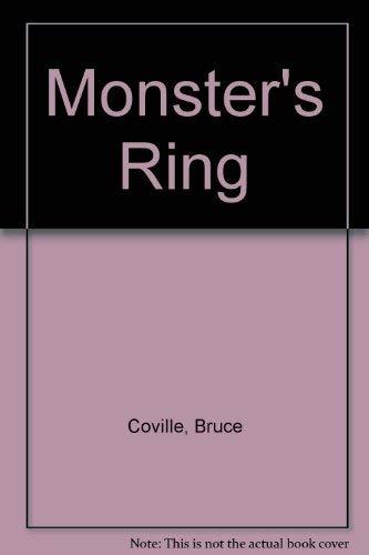 9780394953205: The Monster's Ring
