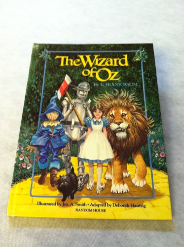 9780394953311: The Wizard of Oz (Looking Glass Library Book)