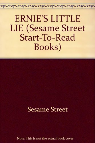 9780394954400: ERNIE'S LITTLE LIE