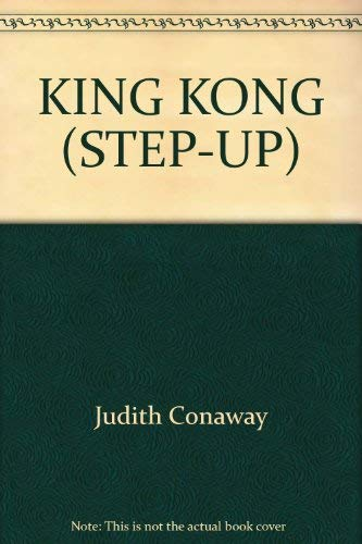 9780394956176: KING KONG (STEP-UP)