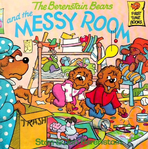 9780394956398: The Berenstain Bears and the Messy Room (First Time Books)