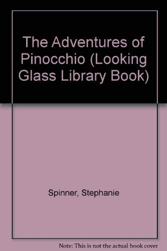 9780394959108: Aventures of Pinocchio (Looking Glass Library Book)