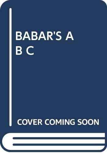 9780394959207: Babar's a B C