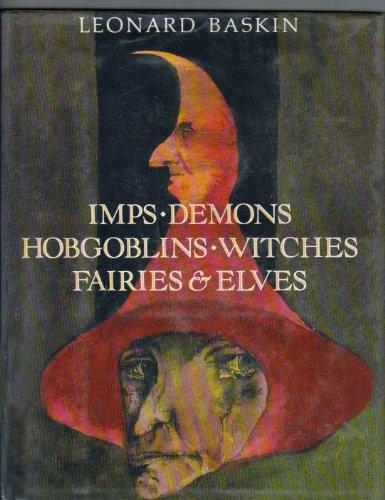 9780394959634: Imps, Demons, Hobgoblins, Witches, Fairies & Elves