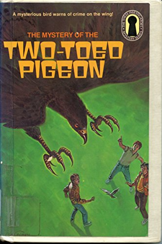 9780394959764: MYST TWO-TOED PIGEON (The Three Investigators Mystery Series, 37)