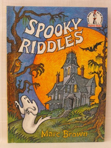 9780394960937: Spooky Riddles