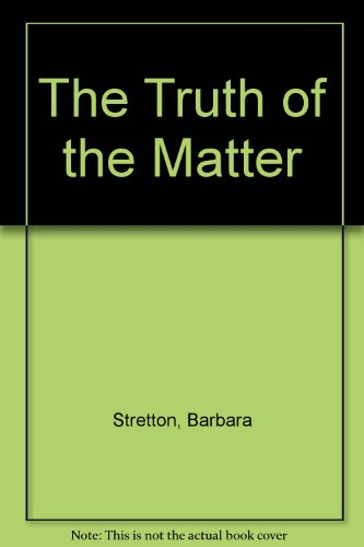 9780394961446: Truth of the Matter