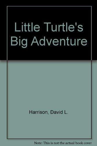 Little Turtle's Big Adventure (Random House Pictureback): Harrison, David L.