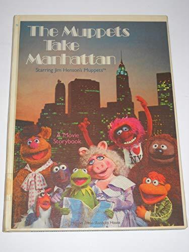 9780394963860: Muppets Take Manhattan