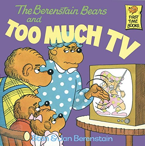 9780394965703: The Berenstain Bears and Too Much TV