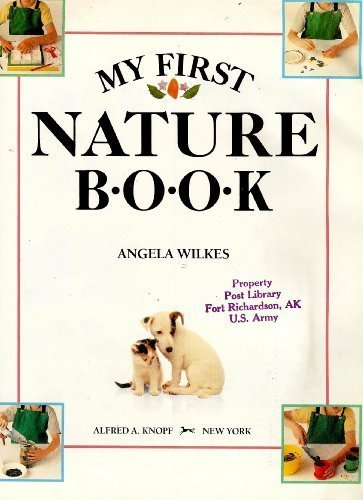 9780394966106: My First Nature Book