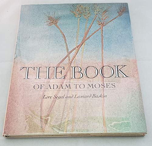 9780394967578: Book of Adam to Moses