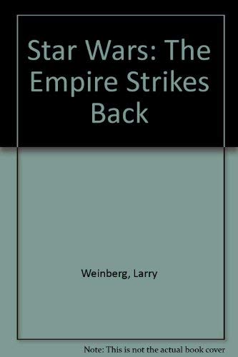 9780394968681: The Empire Strikes Back (Step-Up Movie Adventure Adventure)