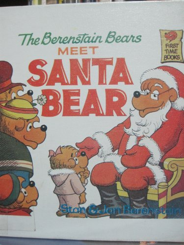9780394968803: The Berenstain Bears Meet Santa Bear