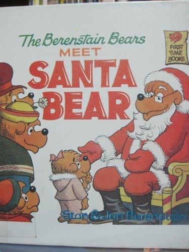 9780394968803: The Berenstain Bears Meet Santa Bear