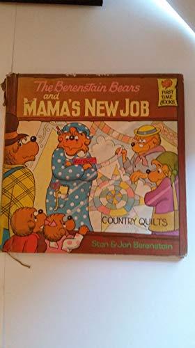 9780394968810: The Berenstain Bears and Mama's New Job