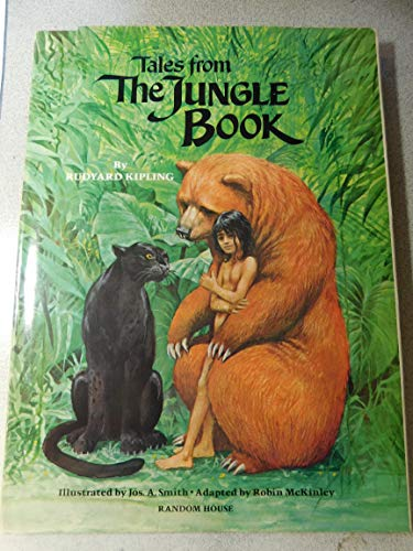 9780394969404: TALES FROM THE JUNGLE BOOK (A Looking Glass Library Book)