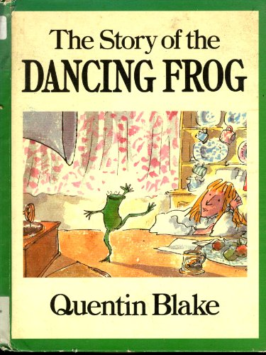 9780394970332: The Story of the Dancing Frog