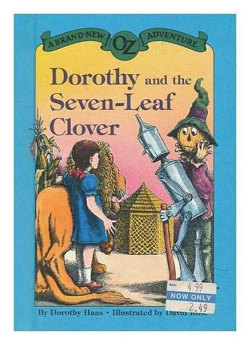 9780394970370: Dorothy and the Seven-Leaf Clover (A Brand-New Oz Adventure)