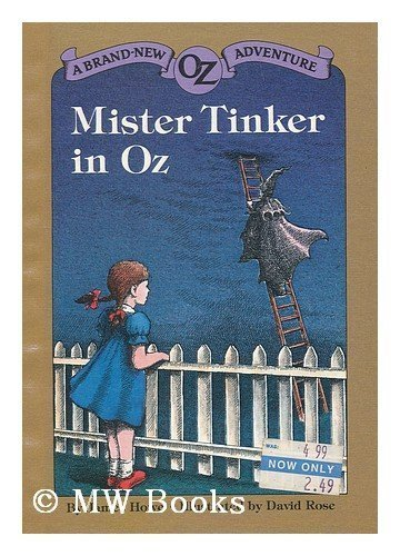 Mister Tinker in Oz (A Brand New Oz Adventure): James Howe