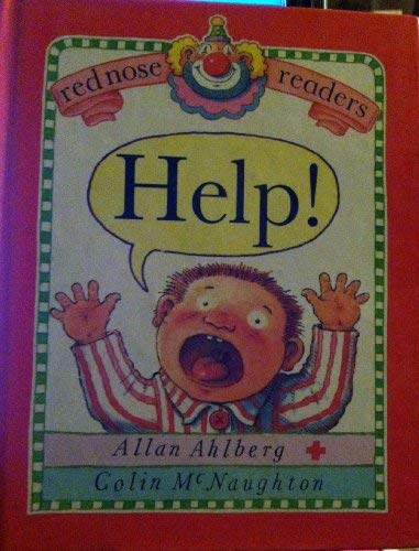 9780394971902: HELP! (Red Nose Readers)