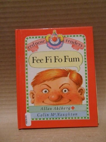 9780394971933: FE FI FO FUM (Red Nose Readers)