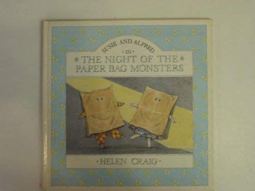 9780394973074: NIGHT PAPER BAG MONSTR (Susie and Alfred)