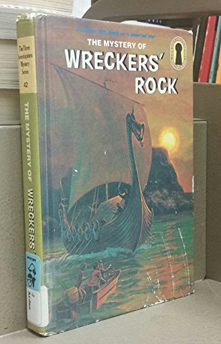 9780394973753: The Mystery of Wreckers' Rock (Three Investigators Mystery)