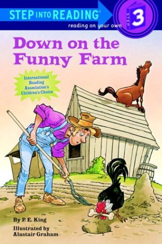 9780394974606: Down on the Funny Farm (Step into Reading)