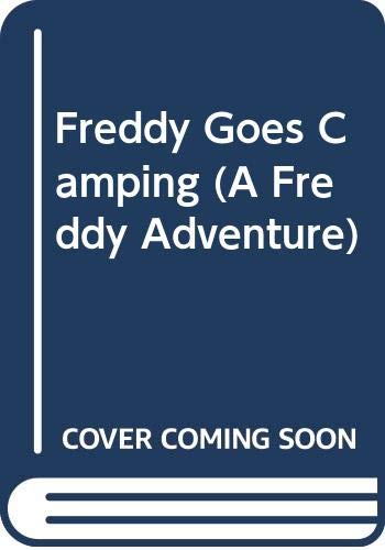 9780394976020: Freddy Goes Camping (A Freddy Adventure)